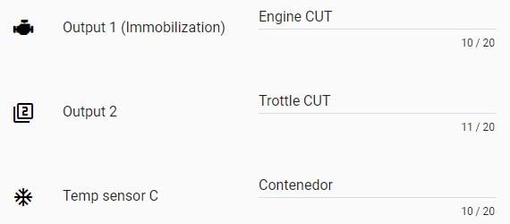 New Sensor Names
